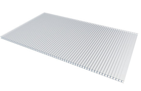 Сотовый поликарбонат Borex 16 мм прозрачный 2.1х6 м