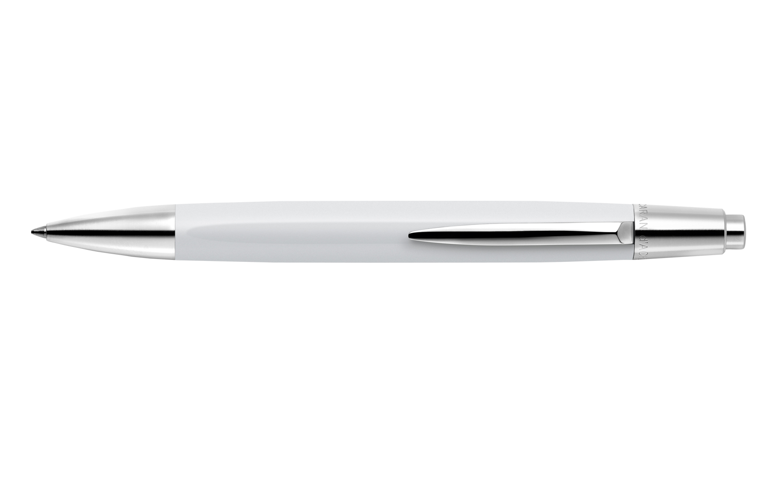 Carandache Office Alchemix - White, шариковая ручка, M