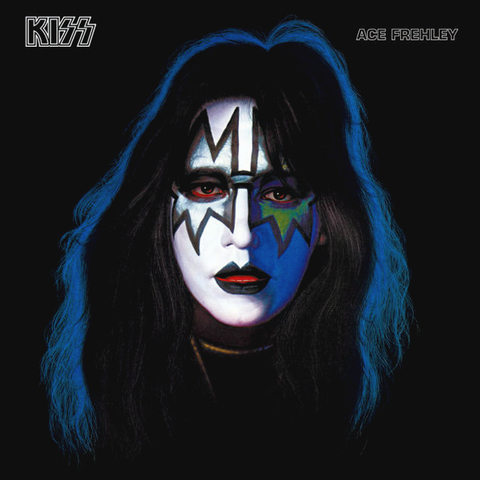 Ace Frehley / Kiss: Ace Frehley (LP)