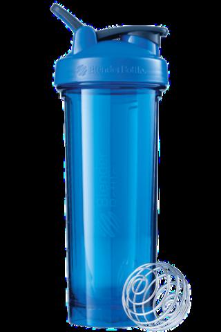 BlenderBottle Pro32, 946мл Шейкер спортивный с пружиной бирюзовый синий