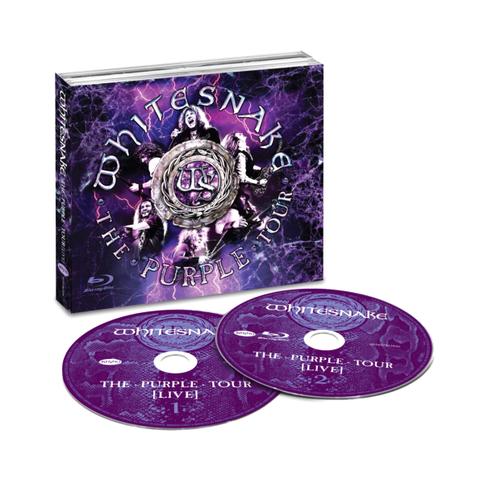 Whitesnake / The Purple Tour (Live)(CD+Blu-ray)