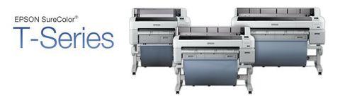 Принтер Epson SureColor SC-T3200 w/o stand - формат A1+; 5-цветная струйная печать; 3,5 пл; 2880x1440 dpi; USB 2.0, Ethernet, без стенда. (C11CD66301A1)