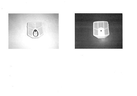 Фильтр воздушный DDE CS3816