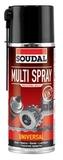Multi Spray Многофункциональная смазка Soudal 400мл (6шт/кор)