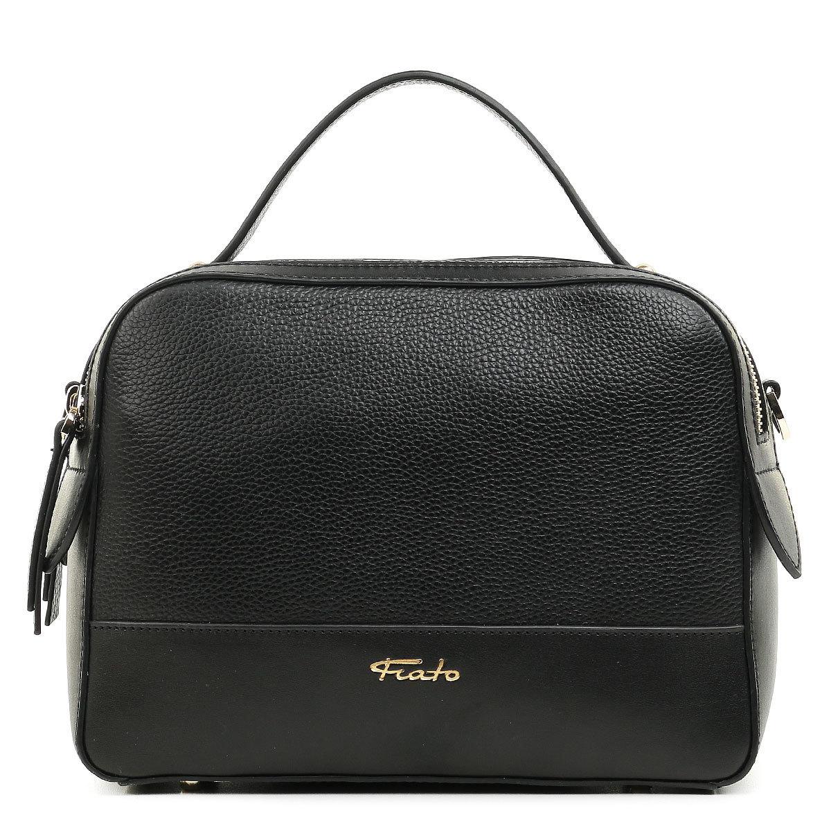 5433 Fiato  кожа черный  (сумка женская)