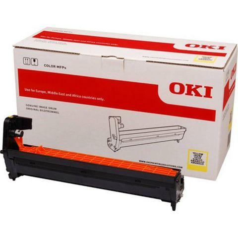 Фотобарабан OKI желтый для C712. Ресурс 30000 стр. (46507413)