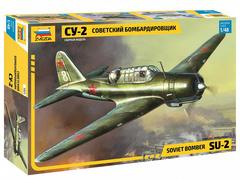 Самолёт Су-2