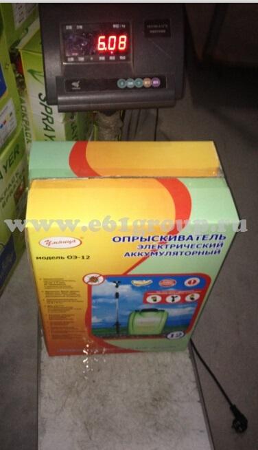 Опрыскиватель электрический Комфорт (Умница) ОЭ-12 купить