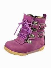 Сапоги для девочек Ortopedia фиолетовые