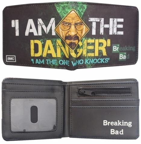 Во все тяжкие портмоне — Breaking Bad Wallet