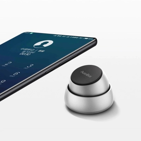 Универсальный магнитный держатель для смартфонов Xiaomi AutoBot Q