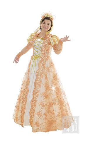 Фото Принцесса рисунок Костюм Снежной Королевы от Мастерской Ангел!