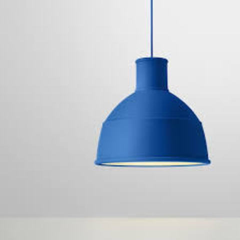 replica replica Unfold  by MUUTO ( blue  )
