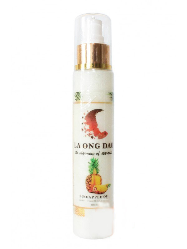La Ong by Dao Тайское ананасовое масло Pineapple Oil, 100 мл