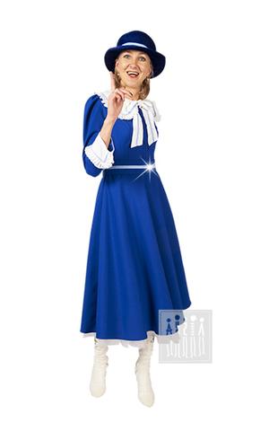Фото Мэри Поппинс женский костюм рисунок Костюмы для Домов Культуры (ДК)