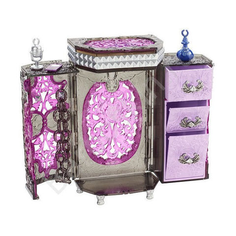 Игровой набор Ever After High Шкатулка Рейвен Квин (Raven Queen) - Jewelry Box, Mattel