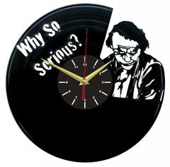 Джокер Часы из Пластинки — Why So Sorious?