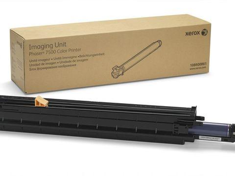Imaging Unit Xerox 7500 - Фотобарабан Xerox 108R00861 для принтеров Xerox Phaser 7500 (универсальный подходит к любому цвету, в принтере - 4 фотобарабана). Ресурс 80000 копий.