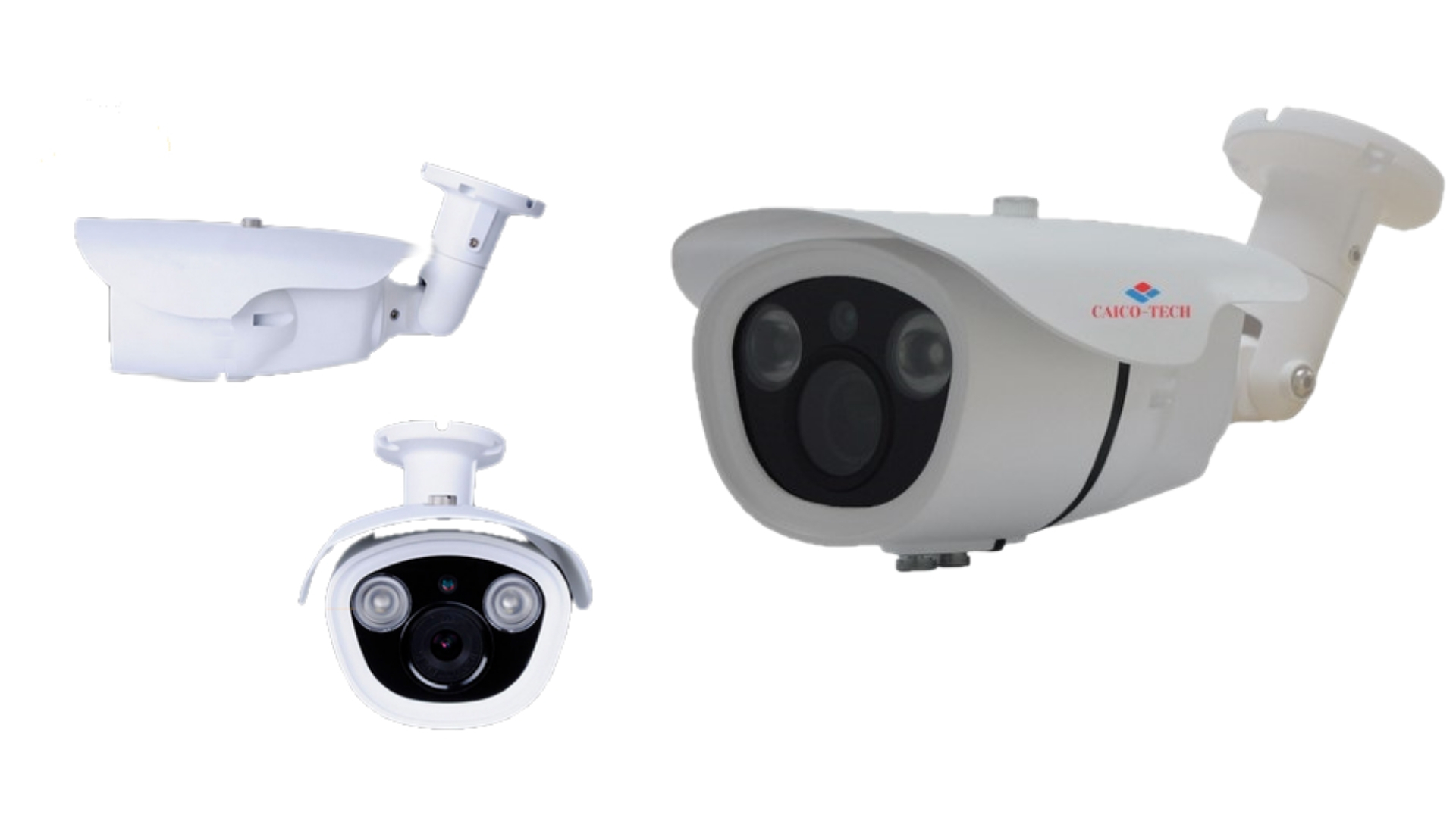 Уличная видеокамера CAICO TECH DSV-327A CMOS SONY IMX 327 ; 2Mpix