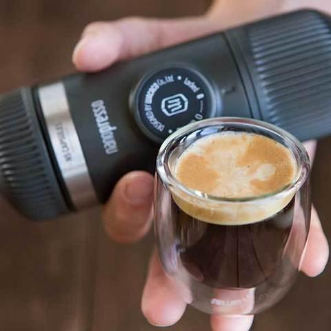 Кофемашина Wacaco Nanopresso