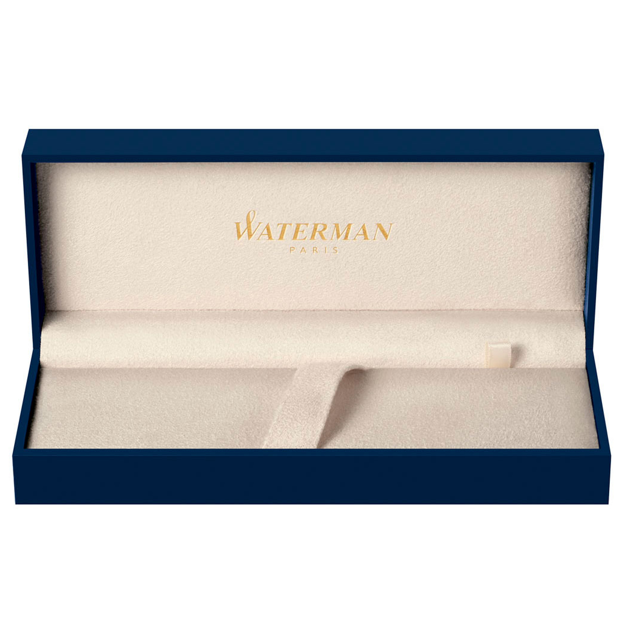 Waterman Hemisphere - Deluxe Black CT, шариковая ручка, M