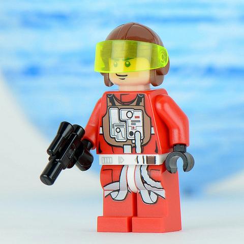 LEGO Star Wars: Истребитель B-wing и планета Эндор 75010