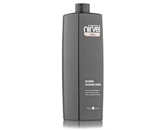 NIRVEL крем для бритья barber shaving cream 1000 мл