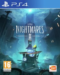 PS4 Little Nightmares II Deluxe Edition (русские субтитры)