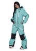 Женский утепленный сноубордический комбинезон Cool Zone Kite 31К12М