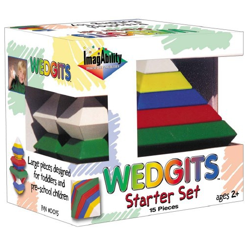 Конструктор WEDGITS Starter Set 15 деталей