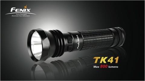 Фонарь Fenix TK41 (Cree XM, 800 лм, 8 х АА)