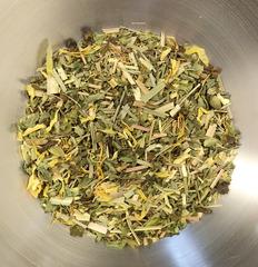 Травяной напиток Антистресс с вербеной, фенхелем и жасмином