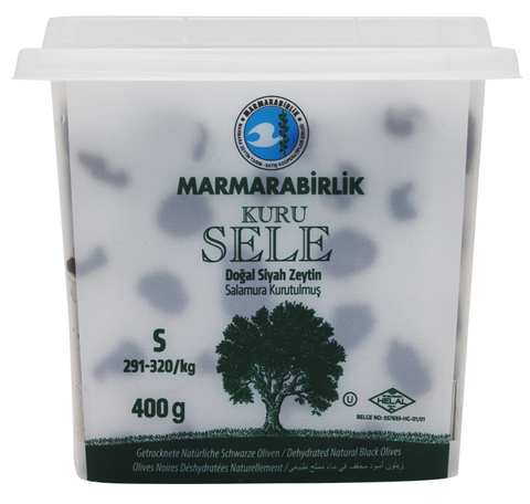 Маслины Kuru Sele вяленые S, Marmarabirlik, 400 г