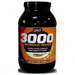 QNT Muscle Mass 3000 (4,5 кг.)