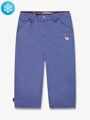 BPT001453 брюки для мальчиков утепленные, синие