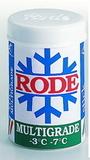 Мазь лыжная Rode P36 синяя (-3/-7) 45гр