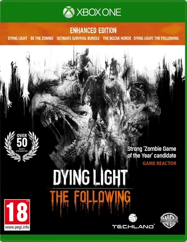 Xbox One Dying Light. The Following. Расширенное издание (русские субтитры)