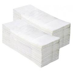 Бумажные полотенца листовые Merida БП15 фото
