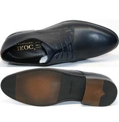 Туфли мужские синие Икос 3360-4.