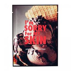 I'm Sorry For My Skin Jelly Mask-Pore Care - Тканево-гелевая маска для сужения пор