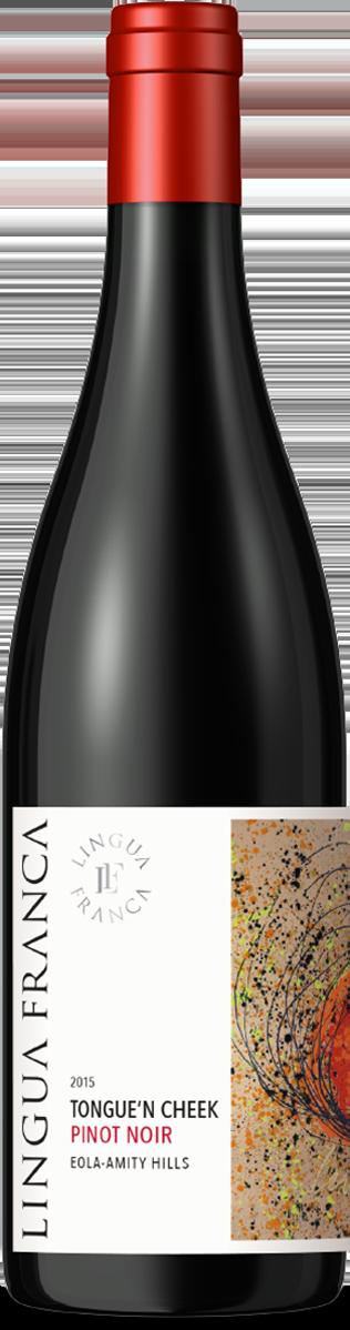Lingua Franca Tongue`n Cheek Pinot Noir