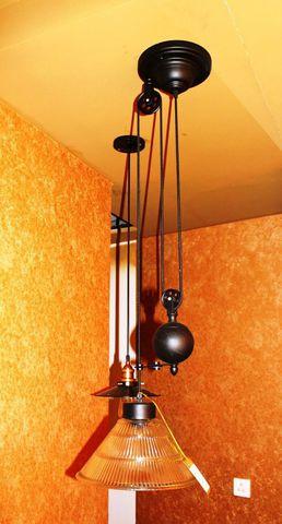 vintage chandelier 50-74 ( by Funky Vintage )