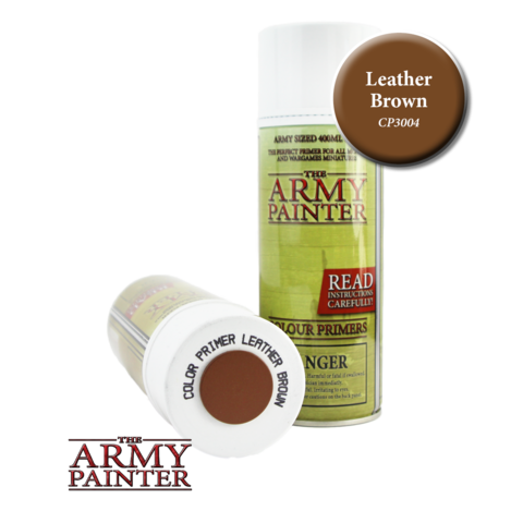 Colour Primer - Leather Brown