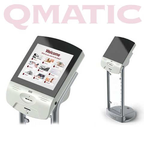 Терминал самообслуживания Qmatic Intro 17