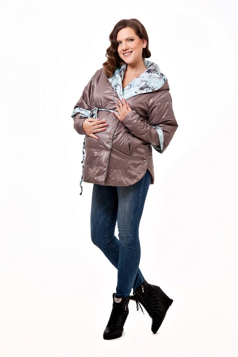 Куртка 04792 капучино