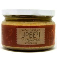 Урбеч из абрикосовой косточки, 225 гр. (Живой продукт)