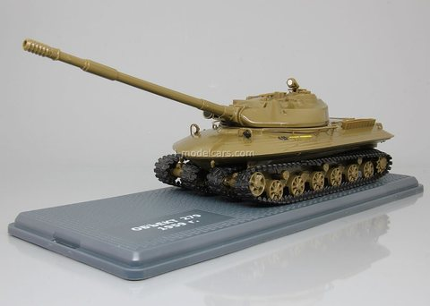 Tank Object 279 1:43 DeAgostini Tanks. Legends Patriotic armored vehicles #2