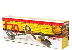 Металлоискатель Fisher F70-11DD GWP-R