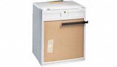 Встраиваемый минихолодильник Dometic miniCool DS300BI , 28 л, с-ма Fuzzy Logic, дверь прав., пит. 220В