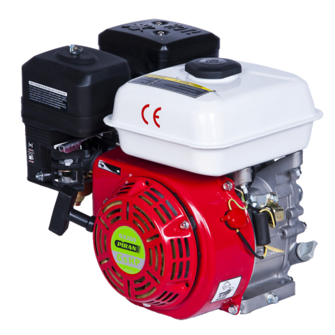 Бензиновый двигатель Piran GX160 (4-х тактный)